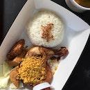 Ayam Goreng @ Tok Tok Indonesian Soup House Paya Lebar Square