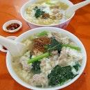 The legendary 可口面,from Bukit Panjang!