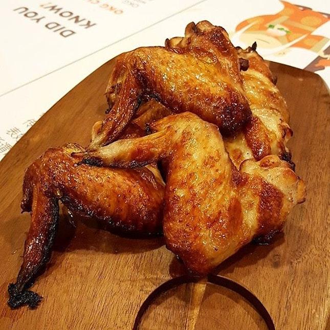 老金源's Signature Chicken Wings; My favourite type of Chicken Wings!