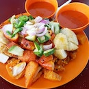 I love Indian Rojak, always give me good appetite with its colorful presentation.