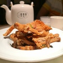 Shao's Crispy Fish, 邵氏酥鱼 (Rmb 48, Sgd 10) This dish is personally named by Emperor Qianlong during one of his southern expeditions to Jiangnan.