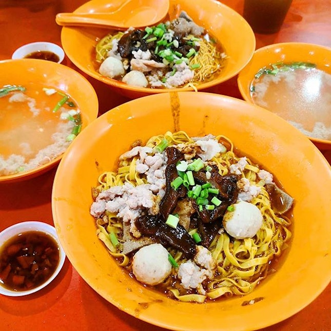 Introducing you the legendary BCM from CCK; My fav supper place since my secondary school days.