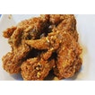 Soy Sauce Fried Chicken 1/2 #misskorea #supper #burpple #koreanchicken #goodwithbeer