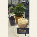 Baba Latte (Pandan infused goodness in a cup of Latte) #specialty #burpple #burpplekl #bangsar #coffeehideout