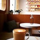 Coffee is always a good idea * * * Flat White (RM10)  #coffeebreak #flatwhite #blaqcoffeestore #shamelin #burpple #burpplekl