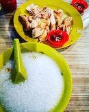 No.6 廣香居 (chicken, noddle And Porridge)