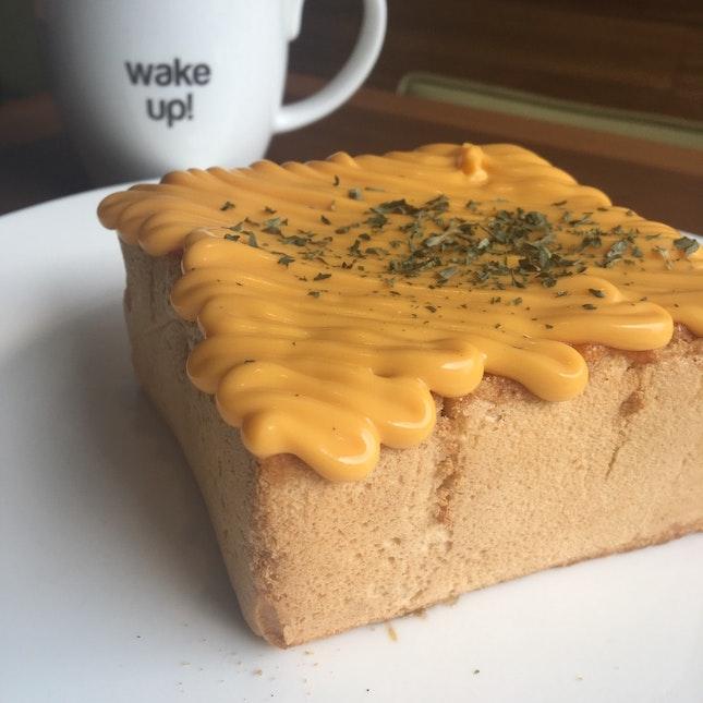 Garlic Cheese Honey Toast | 13.9bucks