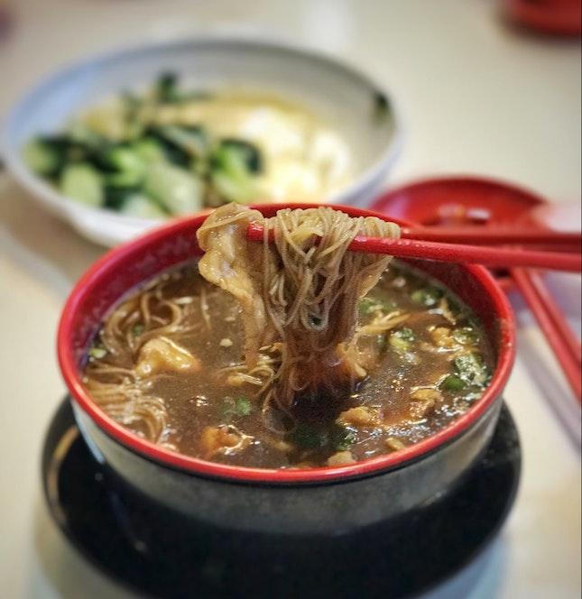 Pork Innards Mee Sua | 5bucks
