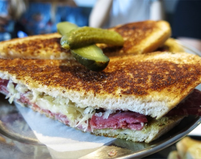 Reliable Reuben | 14bucks