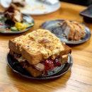 Truffled Ham & Brie Sandwich