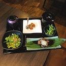 This is Baby's Tenderloin Teppanyaki set (S$20.80++).