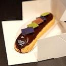 Le Éclair De Genie  #leclairdegenie  #SimEats #paris #gallerielafayette  #fujifilmSG #fujifilmx10 #xf23