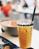 🥤🤤 thai milk tea.