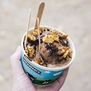 Melting just like this ice cream #oinkshots