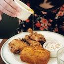 Chicken n jalapeno bread feat.