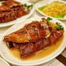 Finally, try out the Kam's Roast Goose, a 1 Michelin Star for 3 years in Hong Kong.