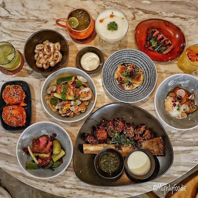 @donhosg a new Social Kitchen & Bar located at Keong Saik Road.