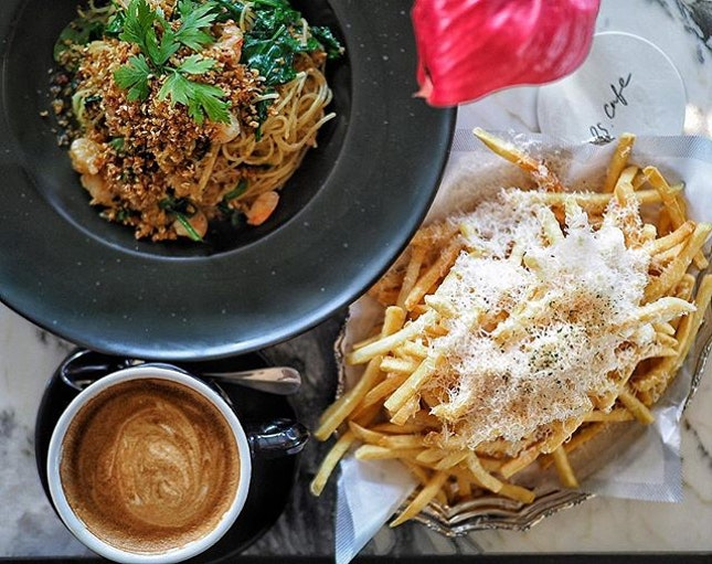 [PS Cafe - One Fullerton] .