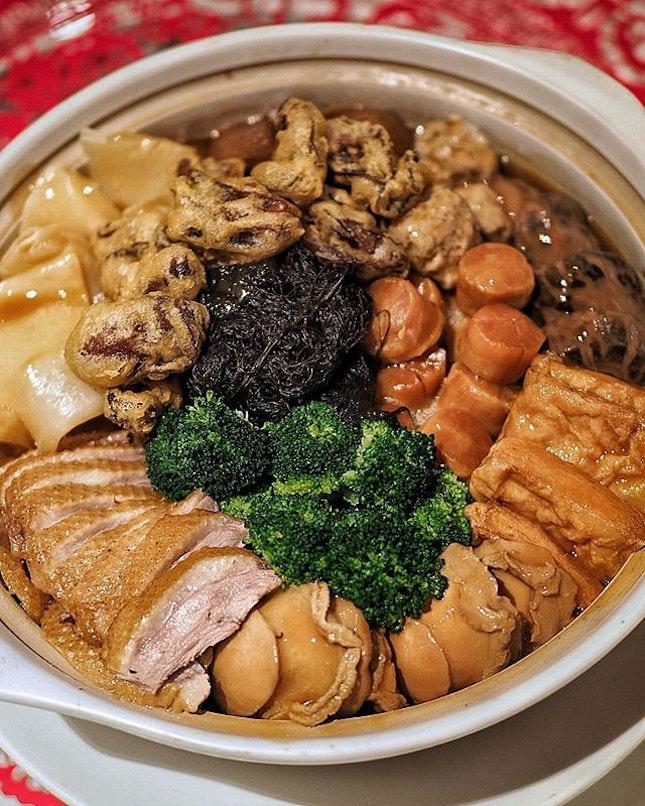 [CNY @ Wan Hao Chinese Restaurant] .