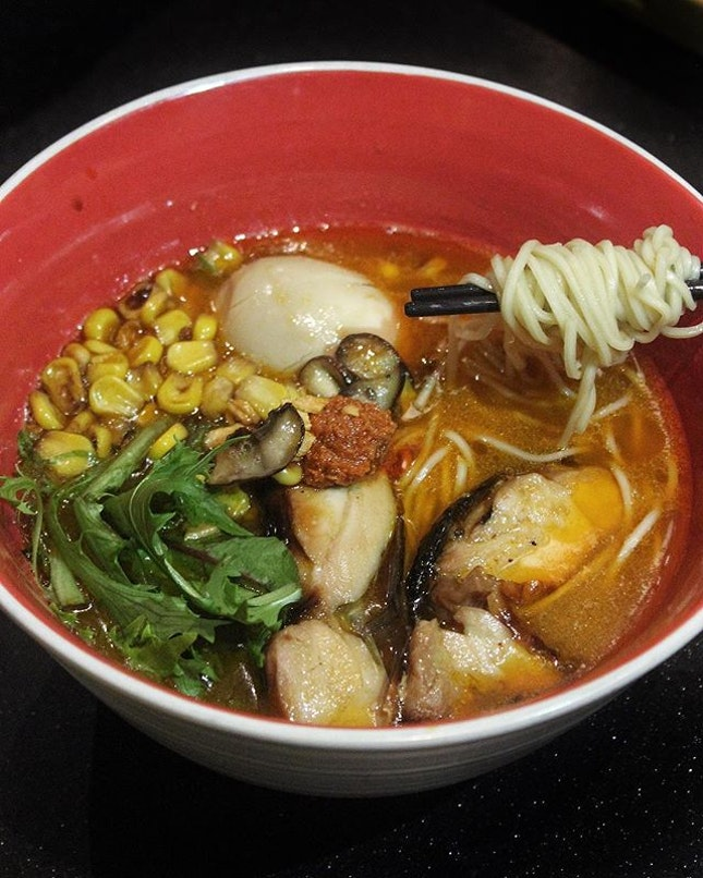@tsutasingapore has launched The NEW Spicy Tori Paitan from 29 Jun 2018 onwards.
