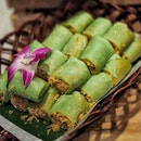Aquamarine @marinamandarinsg hala-certified buffet will be featuring a range of hearty Peranakan delights available from 1 to 31 October 2018.