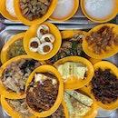 Teochew Porridge Feasting .