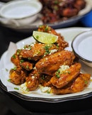 @blacktapsg has expanded the snack menu, offers three new delectable flavours of its award-winning wings .