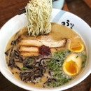 Crown a chef hat and construct your bowl of ramen at @umaumasg for just $9.90++!