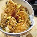 @kohakutendon reintroduce autumn menu, Hokkaido Autumn Salmon ($17.00++).