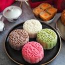 Snowskin Mooncakes Flavours