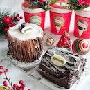 Swensen's Christmas Cakes & Ice Creams