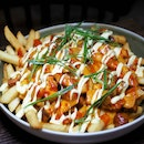 Spicy Duck Loaded Fries ($17.00++)