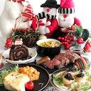 four-course festive dinner
