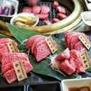FREE Flow of premium and authentic Japanese A5 Wagyu Beef