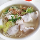 Sliced Fish Soup