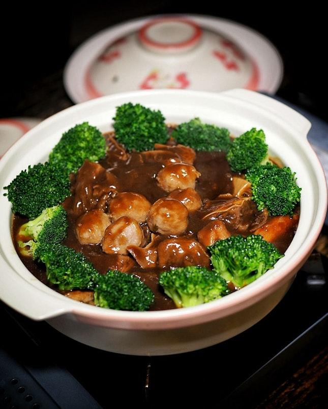 Braised Beef Pot