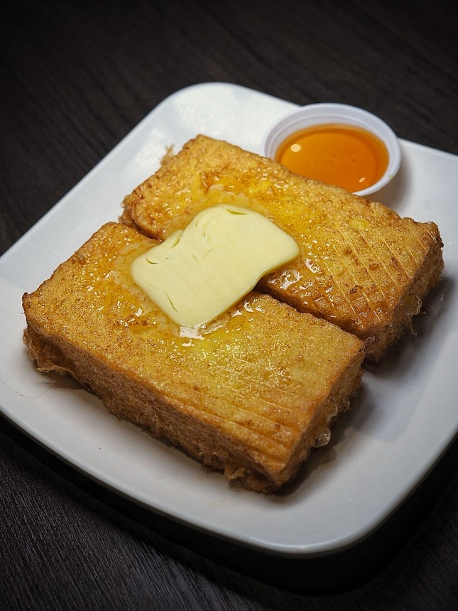 French Toast ($3.00)