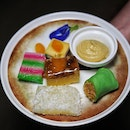 All-you-can-eat Peranakan fare