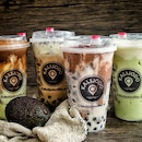 Avocado Drink joint featuring coffee, boba, cream cheese and more!