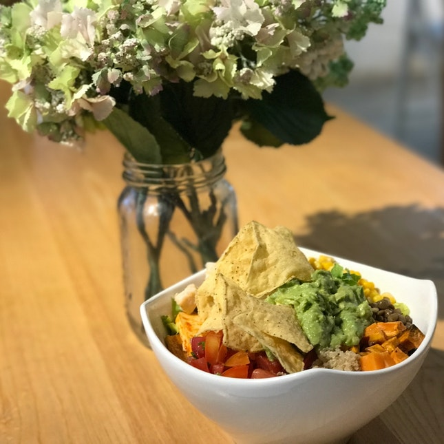 Guacamonster Salad ($15)