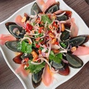 Century Egg Salad (Yum Kai Yao Moo)