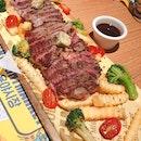 30CM Steak Frites