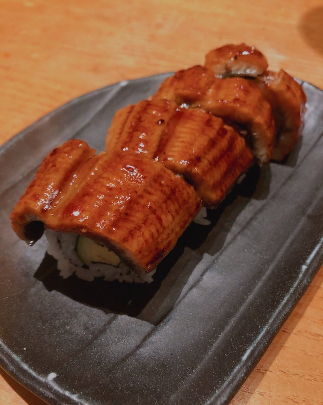 Mini Unagi Roll