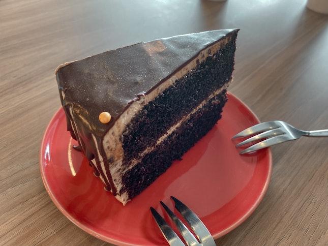 Chocolate Baileys Cake