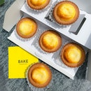 BAKE Cheese Tart (ION Orchard)
