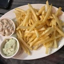 Truffle/Wasabi Fries