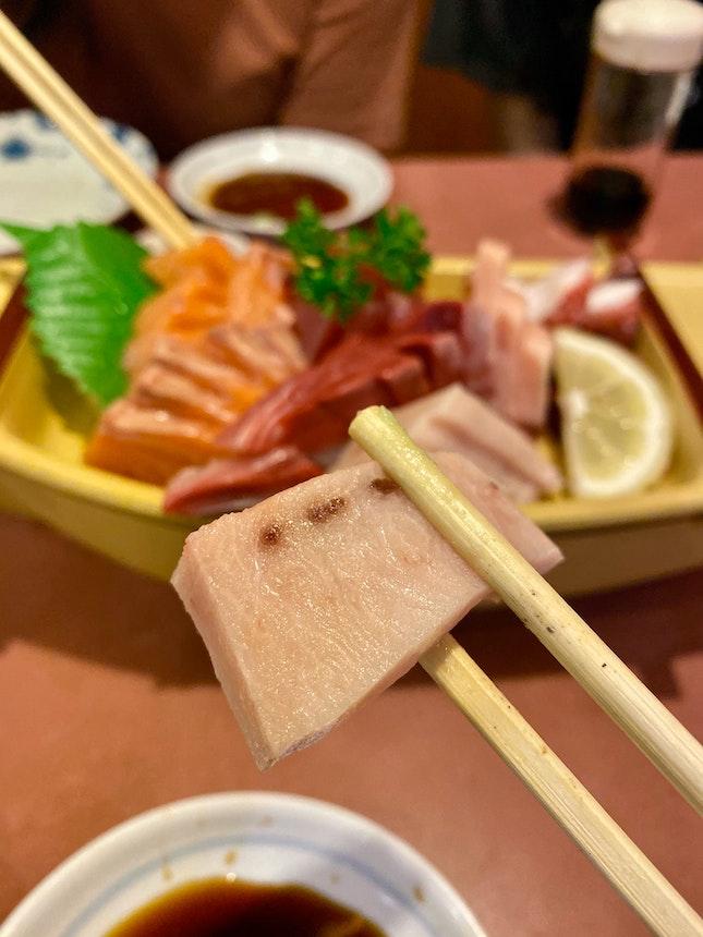 Free Flow Quality Sashimi