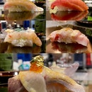Standing Sushi Bar (Marina One)