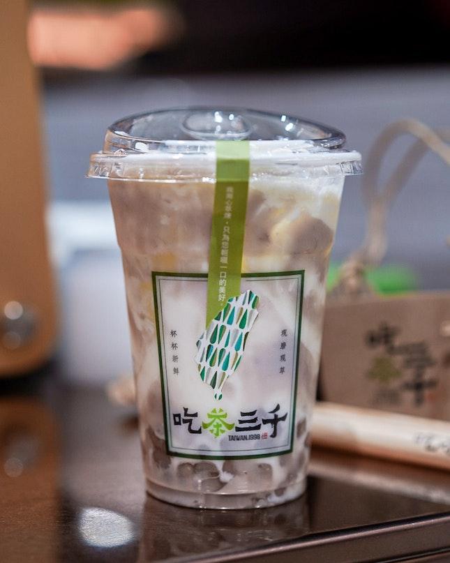 Taro Drinks