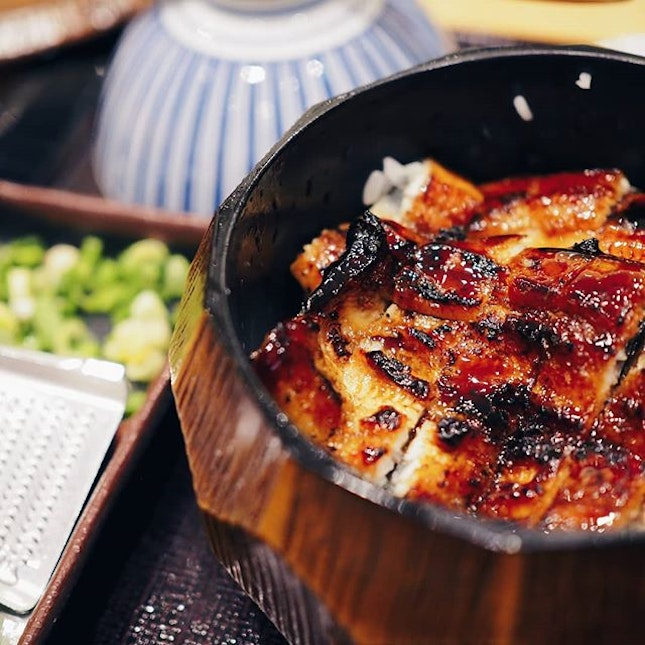 Might not be the cheapest but its hitsumabushi ($26.80) is one of the best in Singapore.